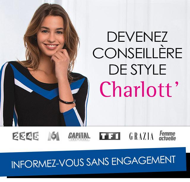 Devenez Vendeuse à Domicile Indépendante (VDI) Charlott