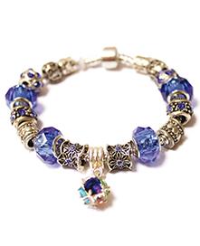 bracelet perle azur charlott