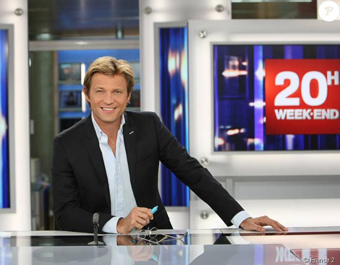 Charlott' au JT de 20h sur France 2