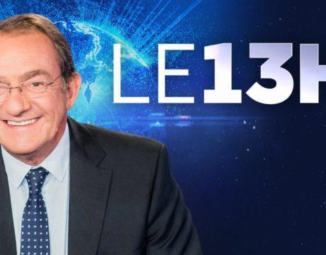 Charlott' au JT de 13h sur TF1