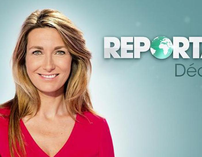 Charlott' dans Reportage Découverte sur TF1