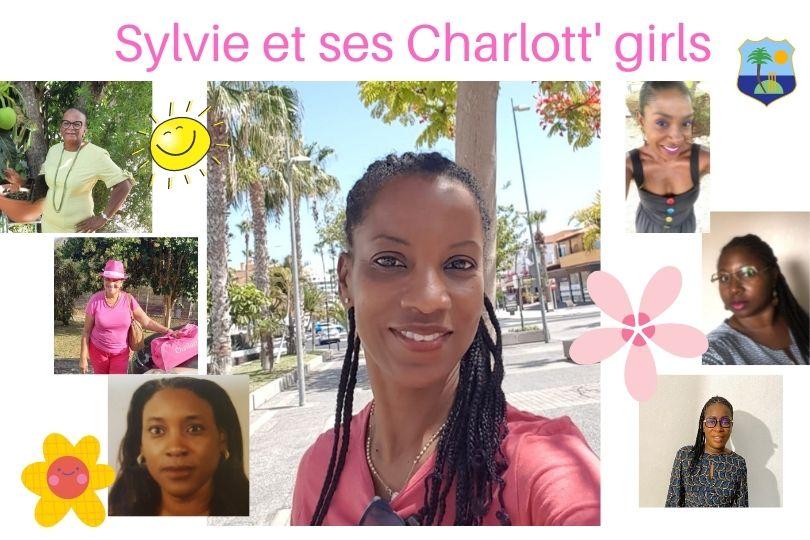 Sylvie en voyage Charlott'
